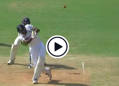 Watch: Ashwin slams Dom Bess for a huge six