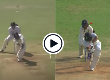 Watch: The Panesar dismissal of Tendulkar that Leach evoked with his Rohit beauty