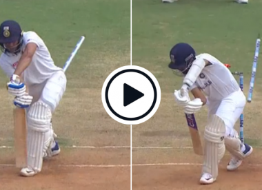 Watch: Timeless Anderson rattles Gill, Rahane with identical rippers