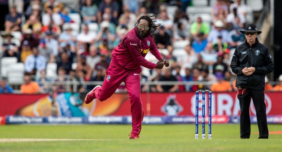 Gayle named in West Indies Sri Lanka series squad