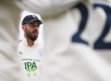 Let's talk about James Vince
