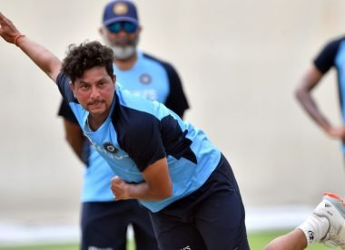 'No justice' - Fans & pundits discuss Kuldeep's exclusion in three-prong spin attack