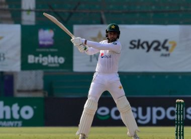 Faheem Ashraf shows he could be Pakistan's long-term Test all-rounder