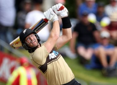 Martin Guptill shows he's far from done in T20Is