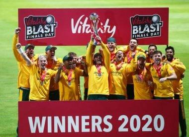 T20 Blast 2021: Schedule and fixture list