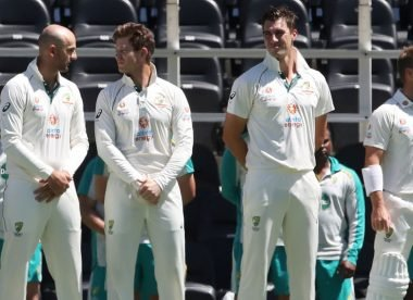 Prominent South African journalist rips into 'cynical dishonesty' of Cricket Australia