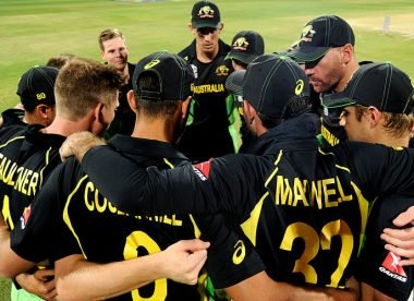 Quiz! Name every Australia men's T20I cricketer in the 2010s
