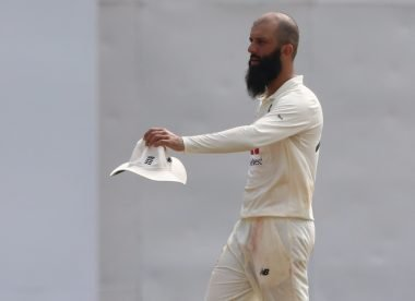 Moeen Ali struggles to repay England's faith on up and down day