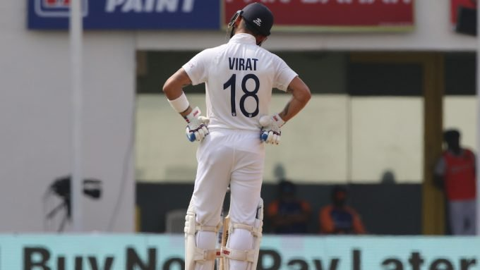 Virat Kohli is missing the hundred – but he'll get there soon