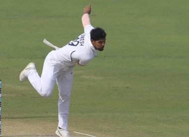 Umesh Yadav, the subcontinental beast England haven't yet faced