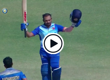 Watch: Highlights of Prithvi Shaw's incredible record-breaking double century for Mumbai
