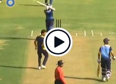 Watch Cheteshwar Pujara's maiden T20 century