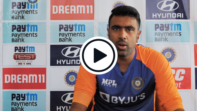 Watch: R Ashwin in heated exchange with English journalist over pitch question