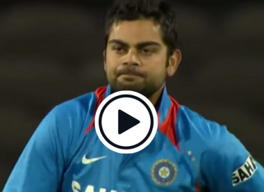 Watch: Virat Kohli dismisses Kevin Pietersen, with the help of MS Dhoni