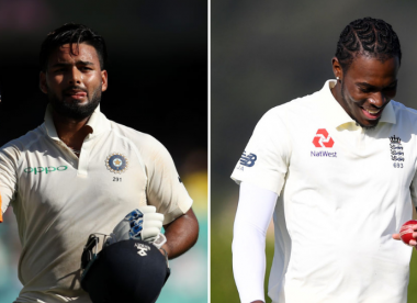 Current world Test XI of cricketers who have played fewer than 25 Tests