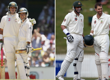From Hayden to Hussey – Australia's Test openers of the 2000s