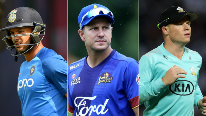 An XI of Test specialists who would be handy in T20s