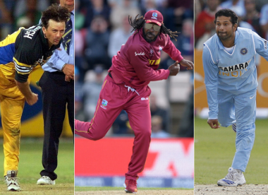 Ranked: From Viv to Tendulkar, the best ODI part-timers