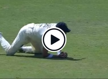 Watch: Ageless Anderson takes a screamer to send back Gill
