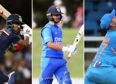 Rating India's current wicketkeeping options in T20Is