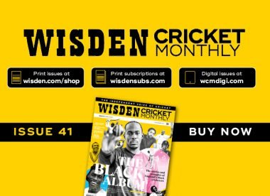 Wisden Cricket Monthly issue 41: The stories of England's black cricketers