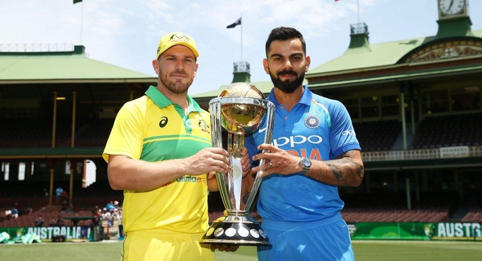 Cricket World Cup Super League standings