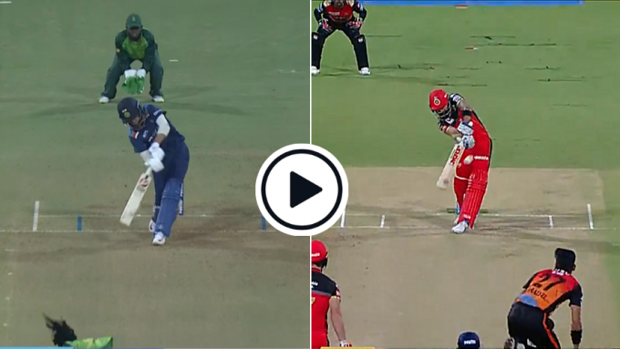 Watch: The flicked Shafali Verma six that's identical to Virat Kohli's