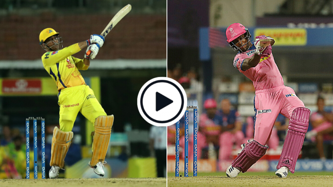 Watch: The five biggest sixes from IPL 2020