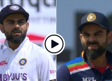 Watch: Virat Kohli dumbfounded by Moeen Ali, yet again