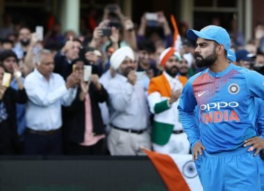 What makes Virat Kohli the world's most popular cricketer