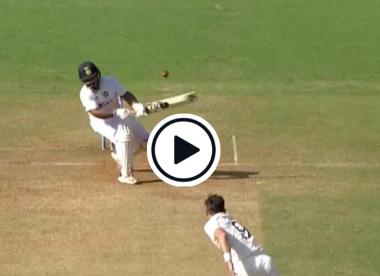 Watch: Rishabh Pant plays audacious reverse lap against James Anderson