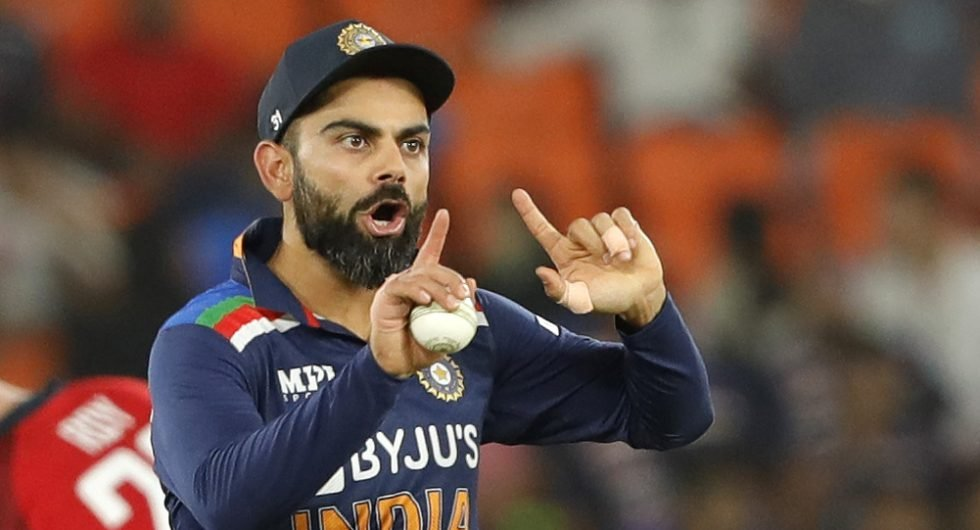 Virat Kohli Gives Away Bizarre, Angry Overthrow After Arguing With Umpire Over Wide Call | India V England