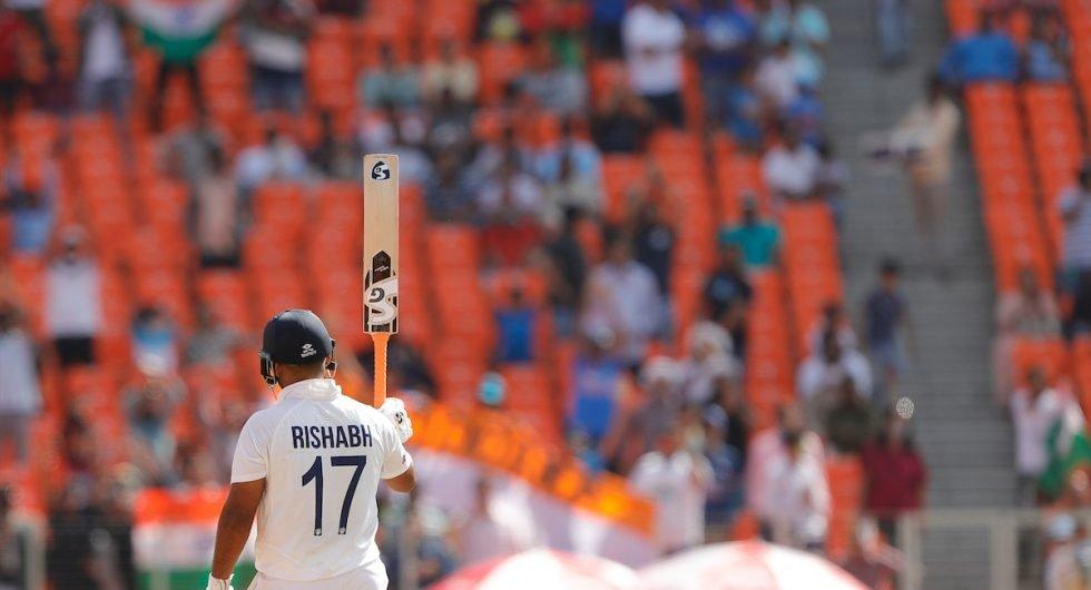 Pant India wicketkeeper
