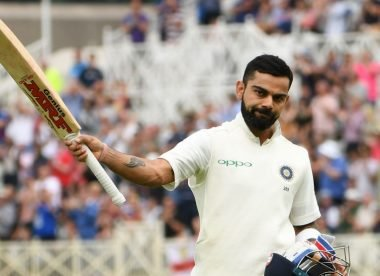 Virat Kohli's five best sub-100 innings in Tests