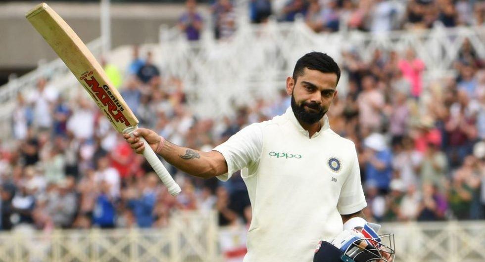 Kohli 100 batsmen world test championship