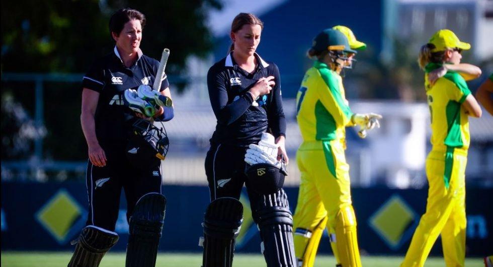 New Zealand Australia women