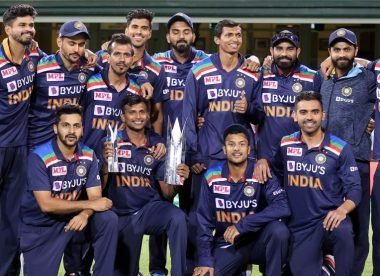 Five selection dilemmas for India ahead of the England T20I series