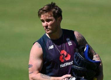 Jason Roy powering through his flaws integral to England's T20 batting mantra
