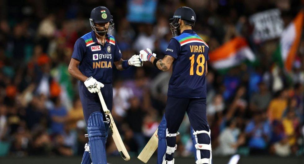 India T20I squad for England