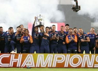 India v England 2021: India player ratings for the T20I series