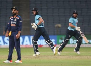 Wisden's India v England team of the ODI series