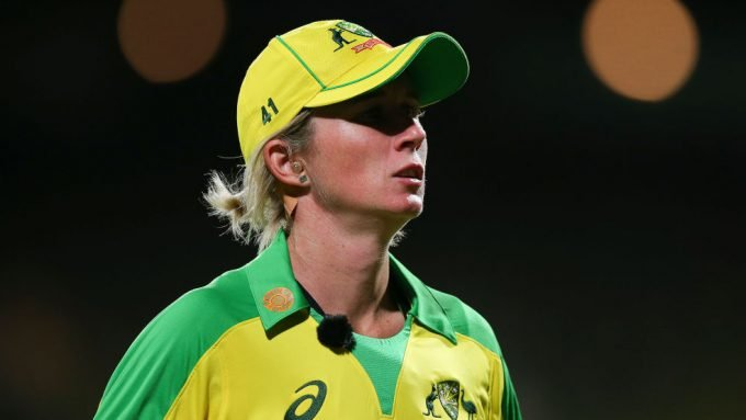 Beth Mooney: Leading Woman Cricketer In The World In 2020