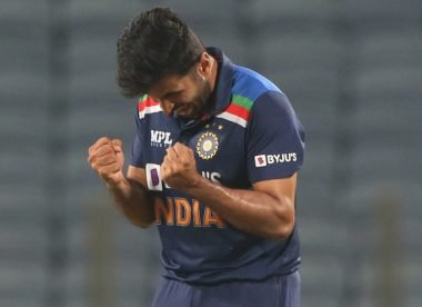 Shardul Thakur isn't indispenable yet, but he's not just riding on luck