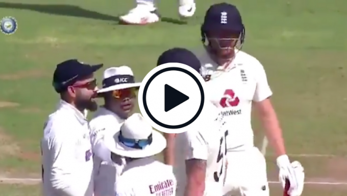 Watch: Kohli steps in after Siraj claims Stokes swore at him