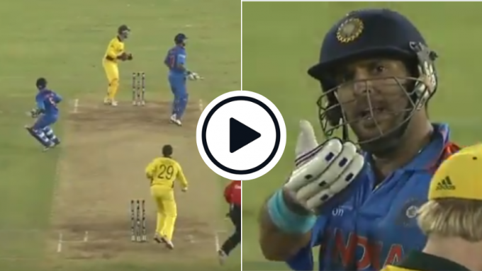 Watch: Gambhir and Yuvraj's nightmare time running between wickets in the 2011 World Cup