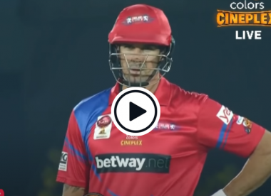 Highlights: Ageless Kevin Pietersen slams 18-ball fifty in Legends competition
