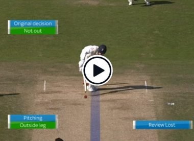 Watch: The review that possibly cost Australia the World Test Championship final