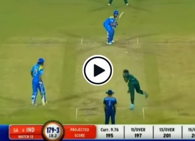 Watch: Yuvraj Singh sparks T20 World Cup memories with four sixes in a row in Road Safety World Series