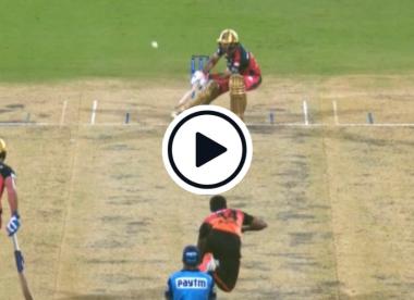 Watch: Glenn Maxwell executes sensational reverse scoop off T Natarajan