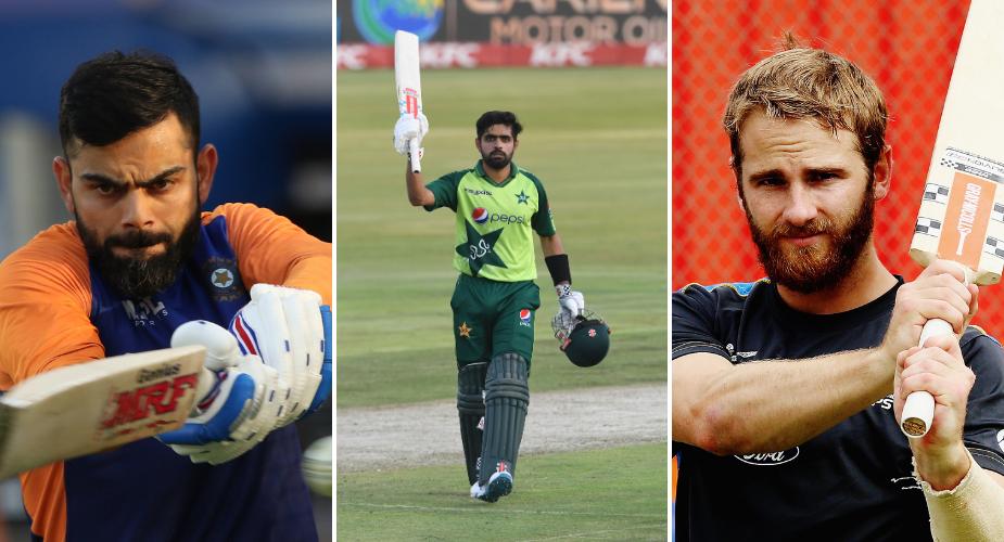 How Kane Williamson, Virat Kohli helped Babar Azam rise to No.1